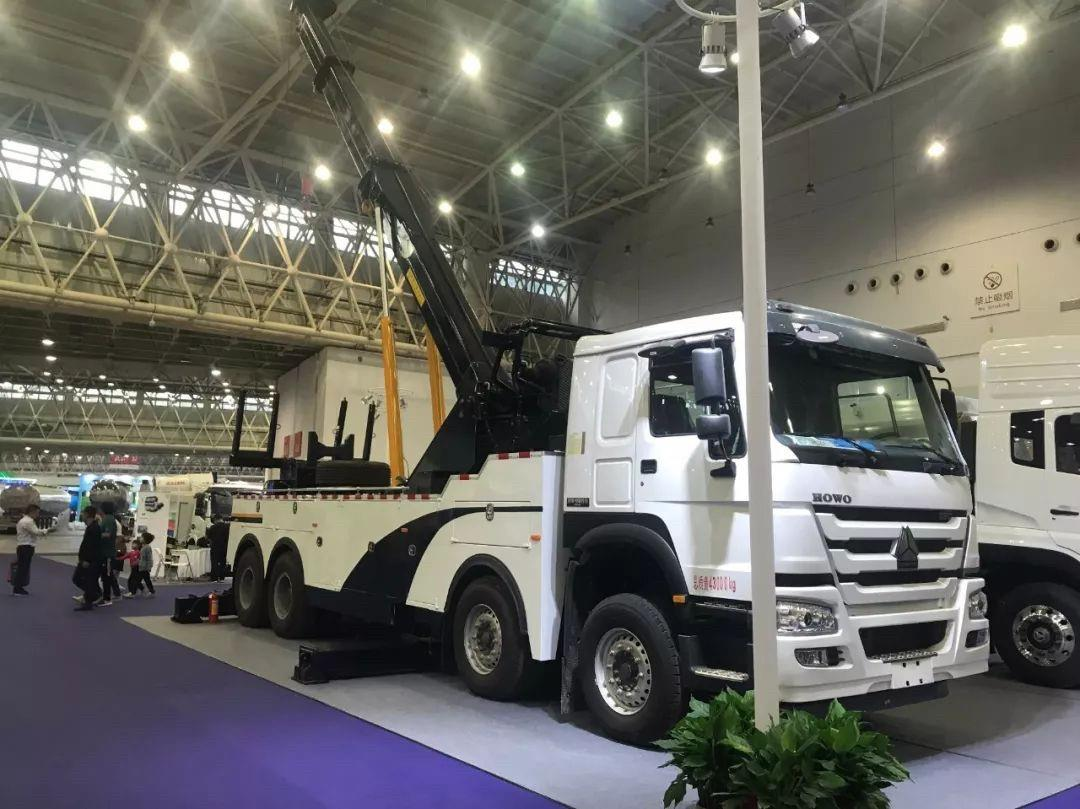 CSCTRUCK Debuts 2019 China (Wuhan) International Commercial Vehicle Exhibition 9