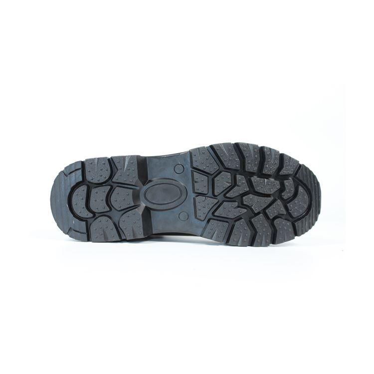 mens steel toe work shoes supplier