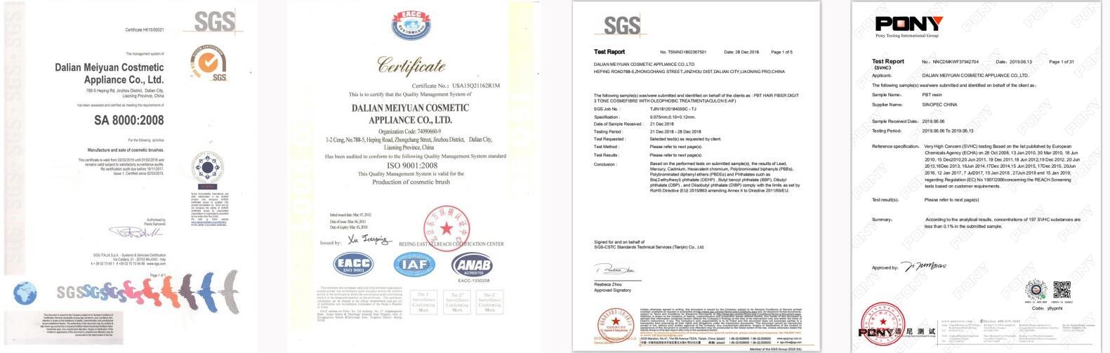 certificates small