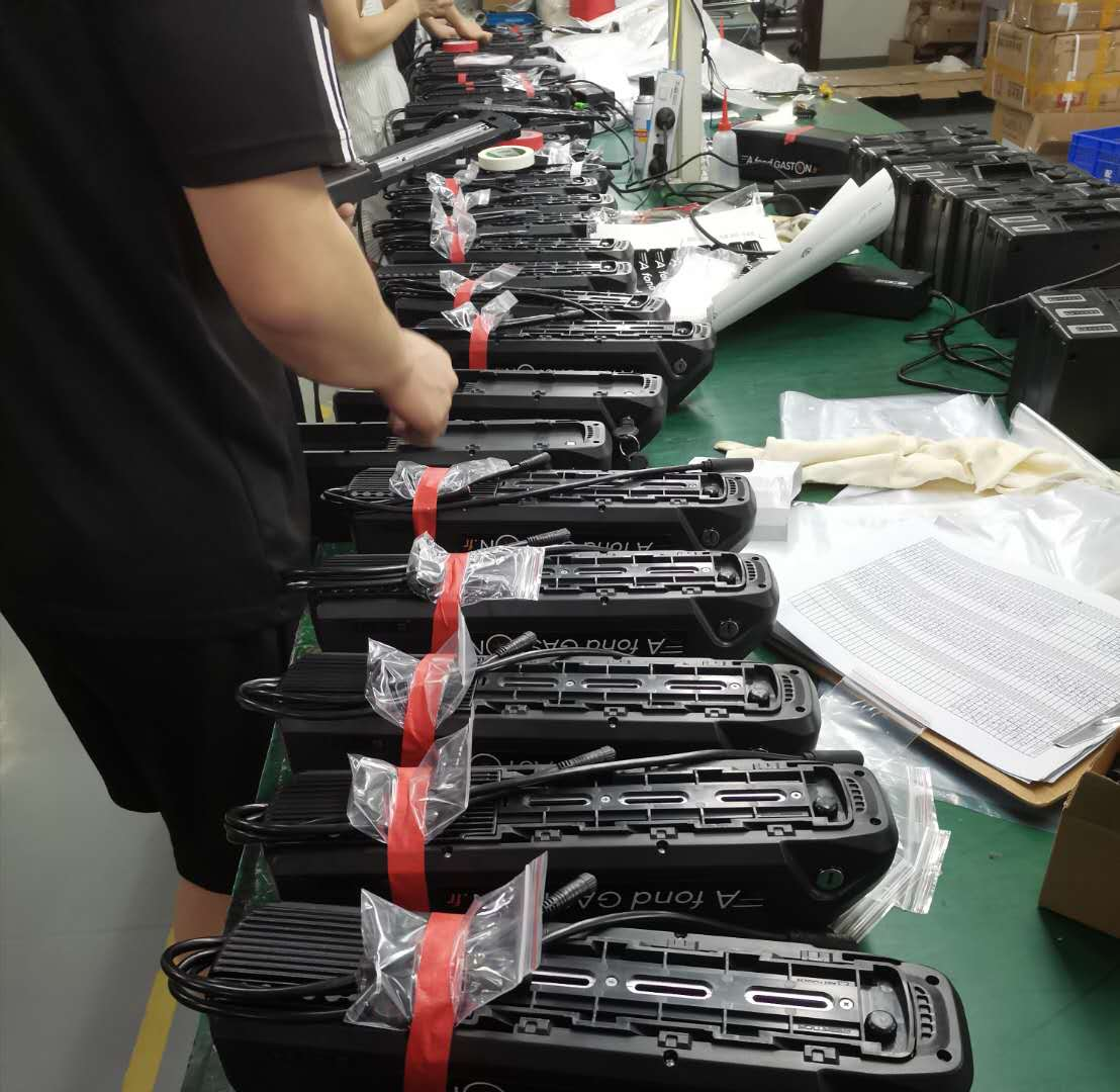 150+ Pcs Polly 36V 13ah Batteries Are Ready To Be Sent To France