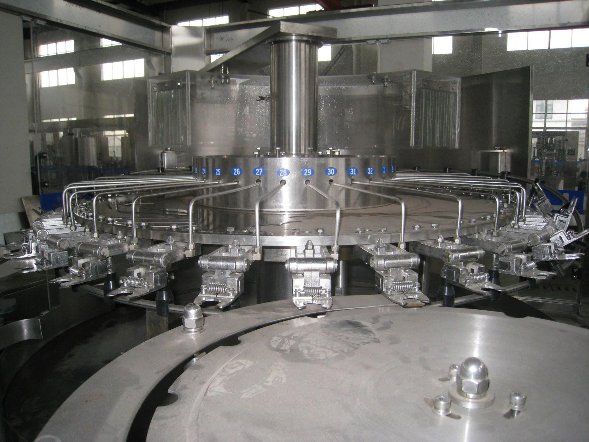 package machine slewing bearing