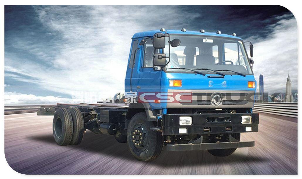 8 Ton Water Fire Truck  5