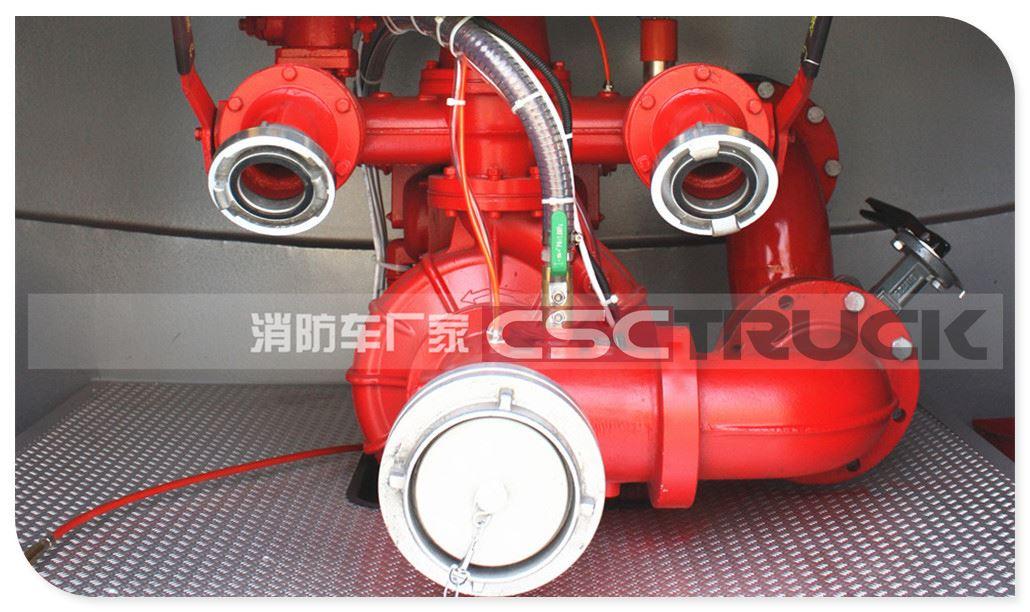 CB10_40 Fire Pump