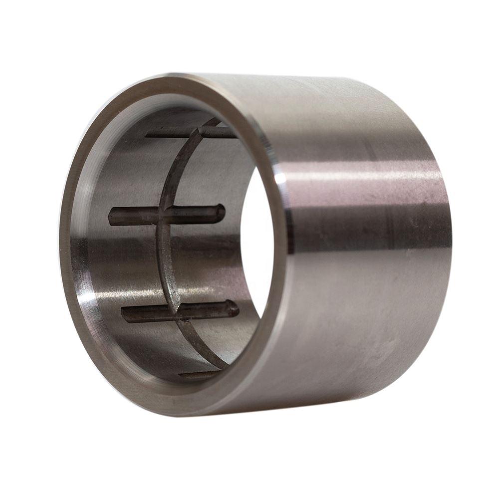 Cross oil deep groove steel bearing bushing -5