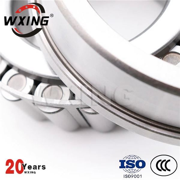 Single Row Tapered Roller Bearing with Flange-3