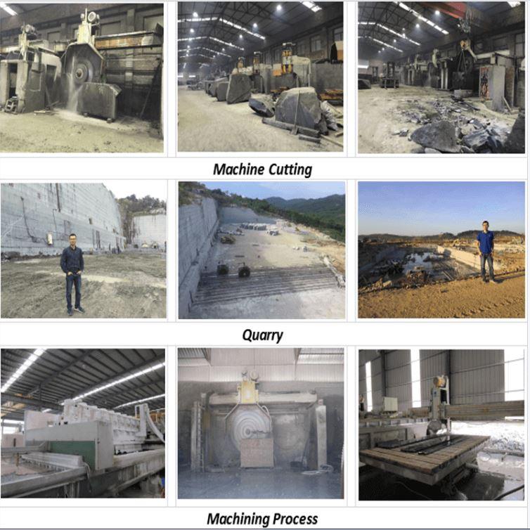 Factory and quarry