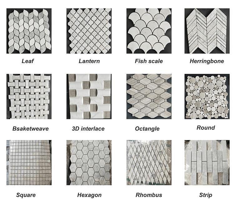 Wall Backplash Mosaic