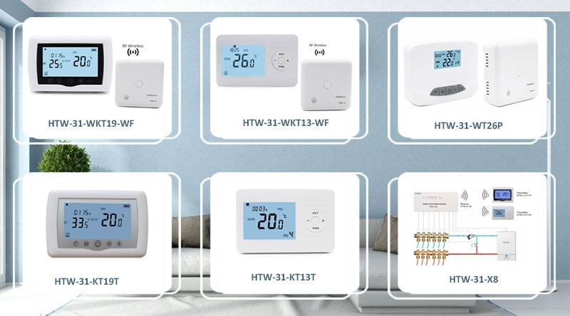 other wireless thermostats