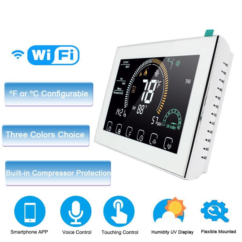 pump thermostat wifi