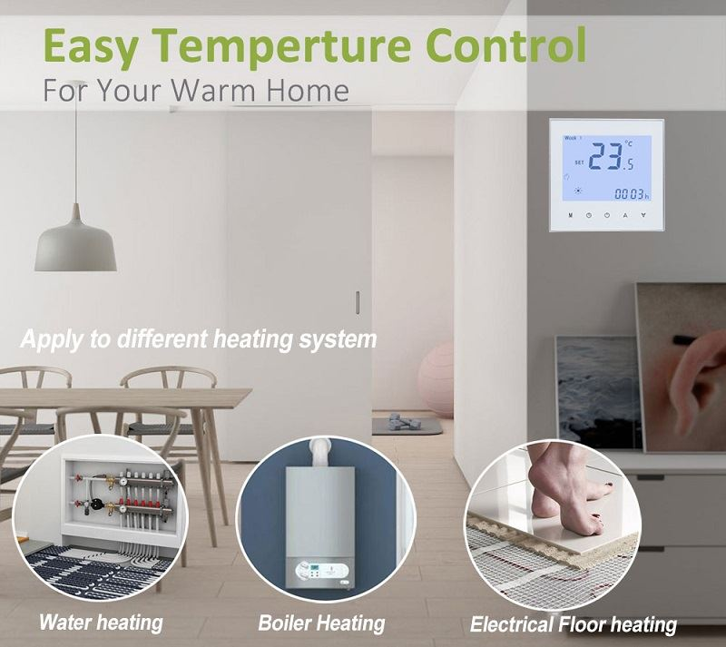 Application for WiFi Thermostat