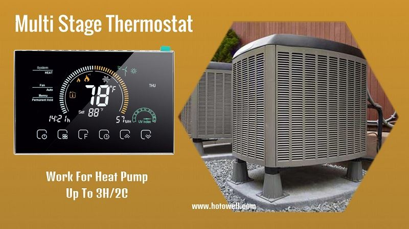 Multi Stage Thermostat