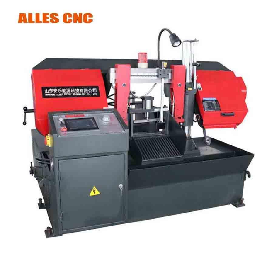 CNC Rotation Band Sawing Machine