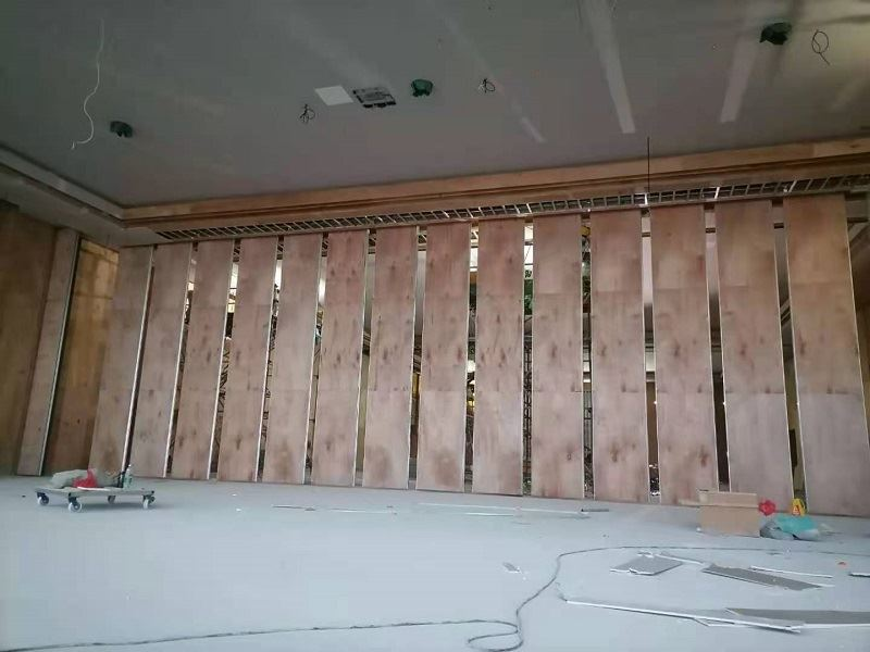 movable partition project of Wenzhou Marriott Hotel