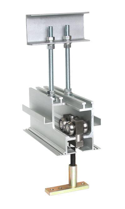 Eg-g2000 super high aluminum rail