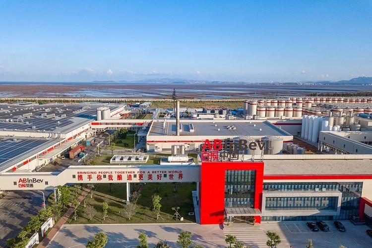 Budweiser Wenzhou factory