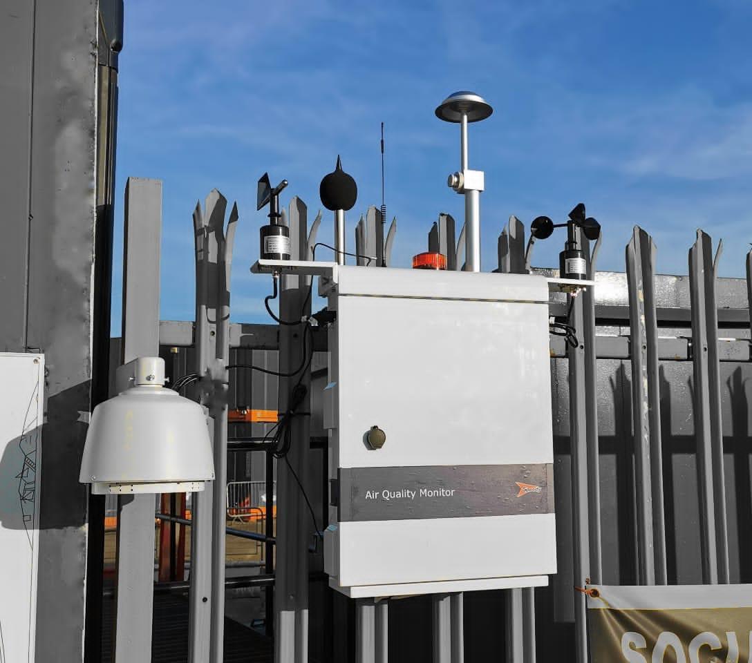 air quality monitor UK