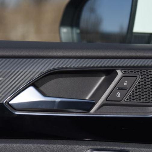 Rotary Dashpot for Auto Interior Door Handle
