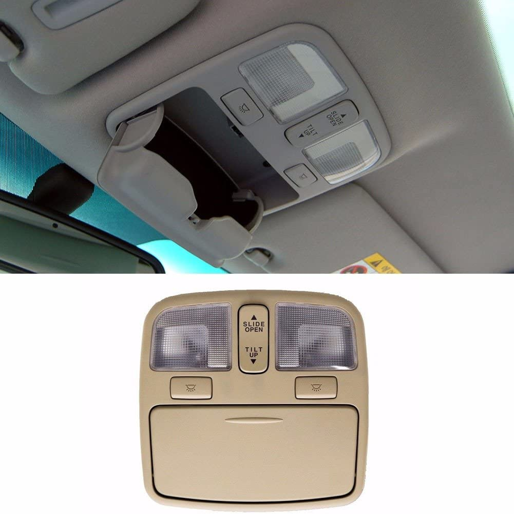Rotary Motion Damper for Overhead Center console
