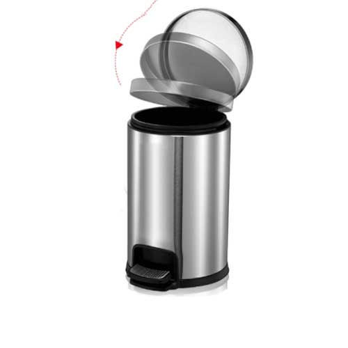 Rotary DamperTrash can /garbage can