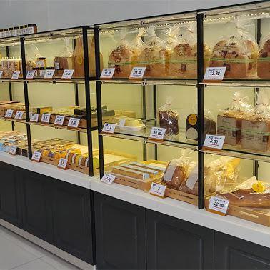 Hydraulic Oil Rotary Daspot for Bread Counter