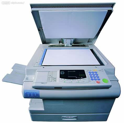 Rotary Motion Damper Cover or lid of  photocopiers /  printers